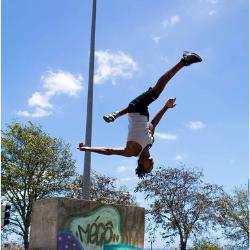 axel louis, stunt performer, team impulsion, mauritius, acrobat, sports