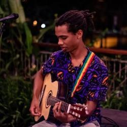 wayo, loic, singer, maurtius, guitarist