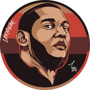 larnwar, illustrator, tical , rap, rap kreol, mauritius, cartoon