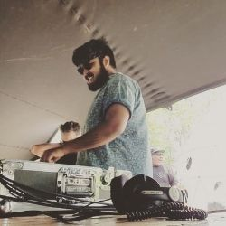 adil baguant, dj, mauritius, live performance, square root of A