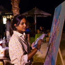 Art, Alex , belle-etoile , acrylic , for sale, mauritian, artists, painter